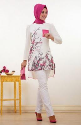 Contoh Hijab Fashion Terbaru