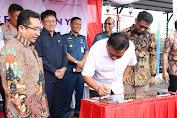 Pembangunan Manado Marina Bay Dimulai