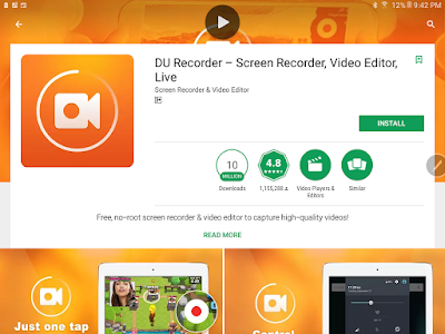 DU Screen Recorder download