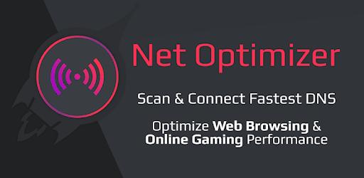 تحميل تطبيق Net Optimizer & Booster | Surf Web Faster, Fix Lag v1126r (Pro) Apk