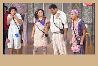 """برنامج تياترو مصر الحلقة الأولى """"الموسم 3"""" 2- 10-2015 مسرحية """"بخيل جدا"""""""