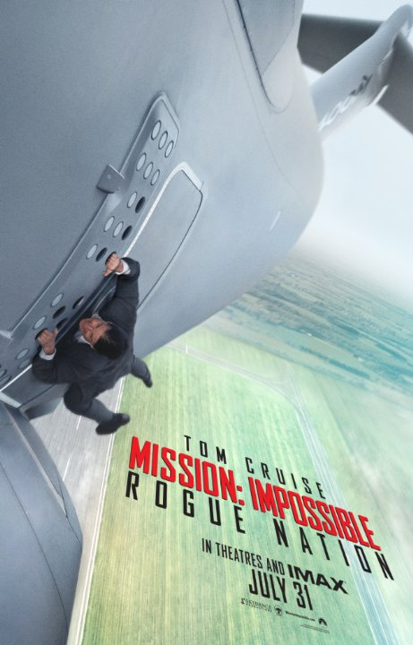 Mission Impossible Rogue Nation (2015) มิชชั่น อิมพอสซิเบิ้ล ปฏิบัติการรัฐอำพราง