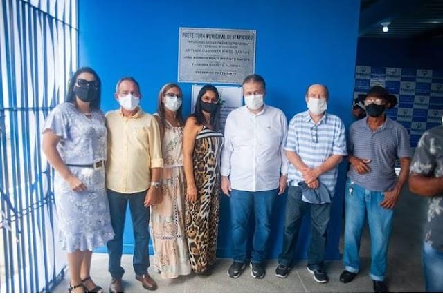 Prefeito de Itapicuru celebra 293 anos de emancipação política do município e entrega obras