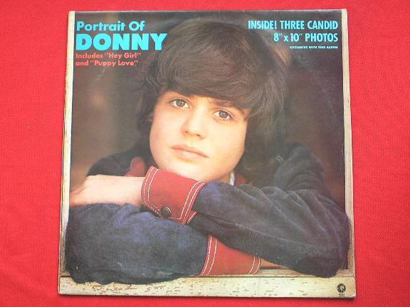 Video: Donny Osmond - Puppy Love
