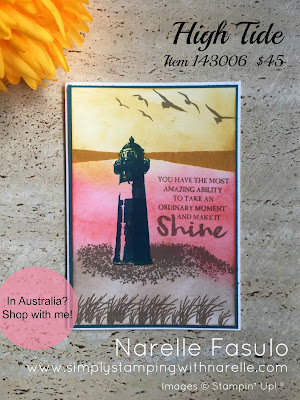 High Tide - Simply Stamping with Narelle - available  here - http://bit.ly/2nSlOyd
