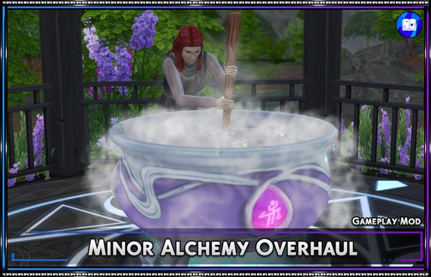 Minor Alchemy Overhaul