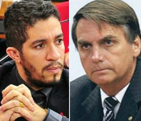 Conselho de Ética escolhe relator de processo contra o grande Líder da Direita Bolsonaro e o esquerdista Wyllys