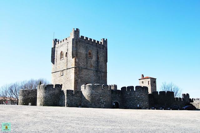 Castillo de Braganza, Portugal