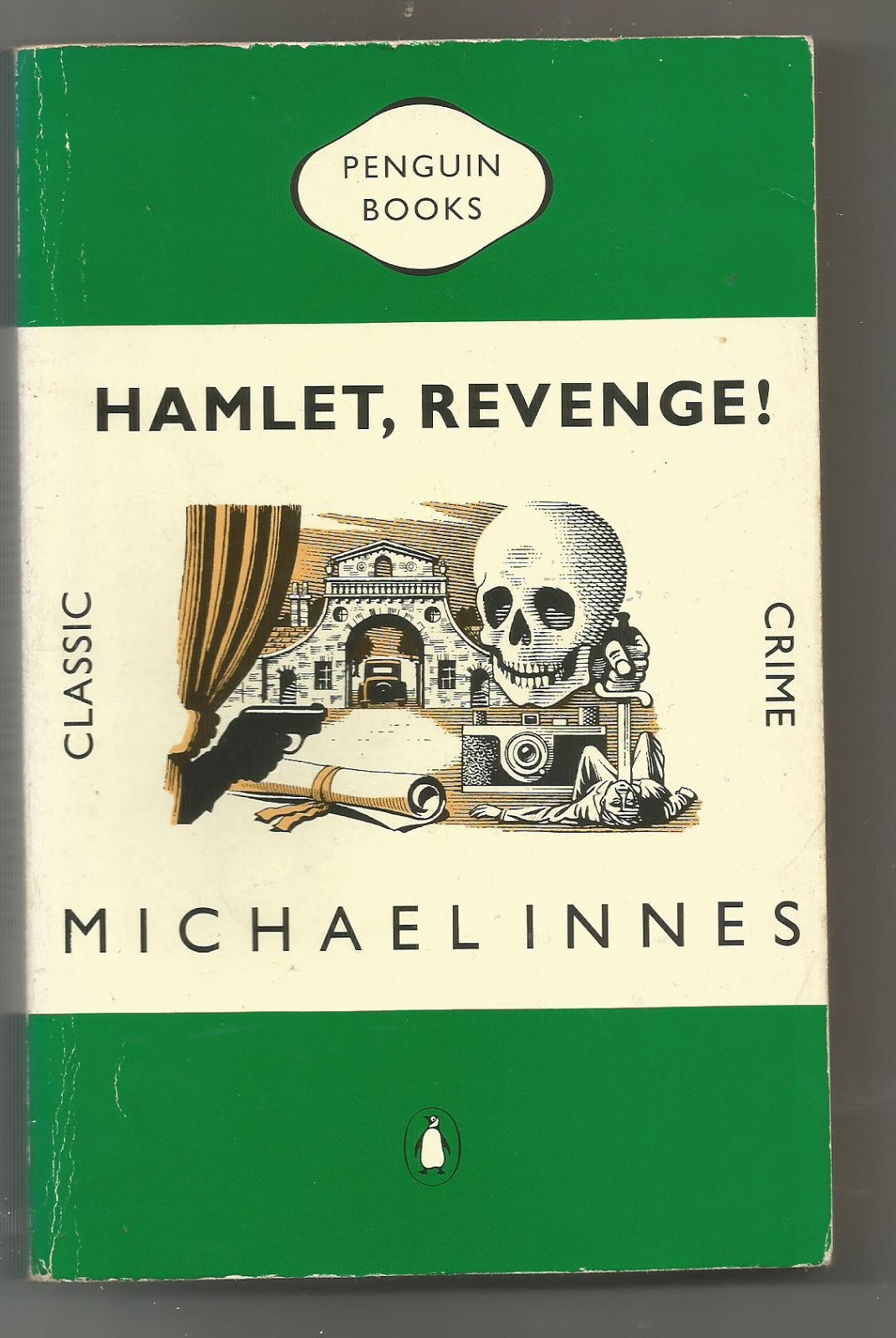 Hamlet Themes, Story and Characters
