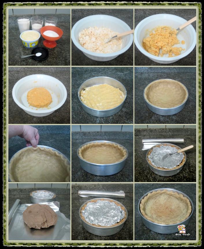 Torta cheese cake de morangos 3