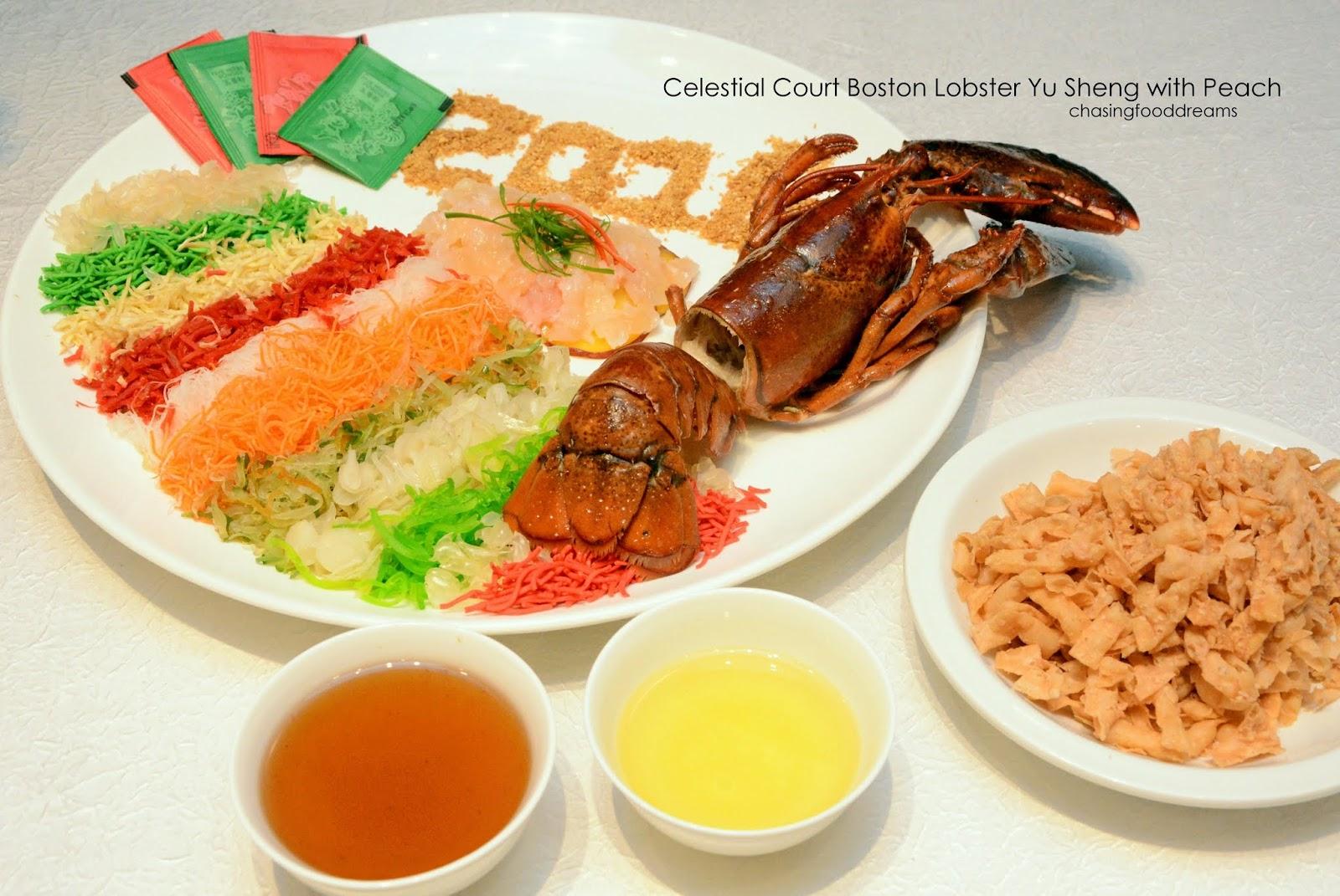 CHASING FOOD DREAMS: CNY 2016 @ Celestial Court, Sheraton Imperial Kuala Lumpur