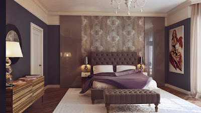 latest luxury bedroom decor and modern furniture sets for home interiors 2019