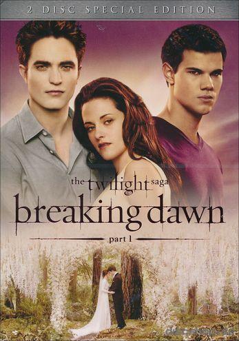 Sista twilight filmen kommer 2012
