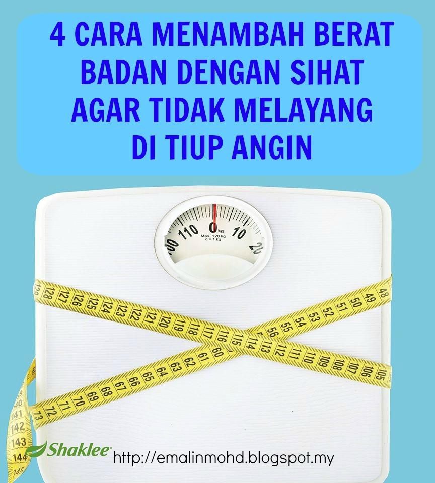 Ini Dia Jadwal Makan yang Benar untuk Menambah Berat Badan
