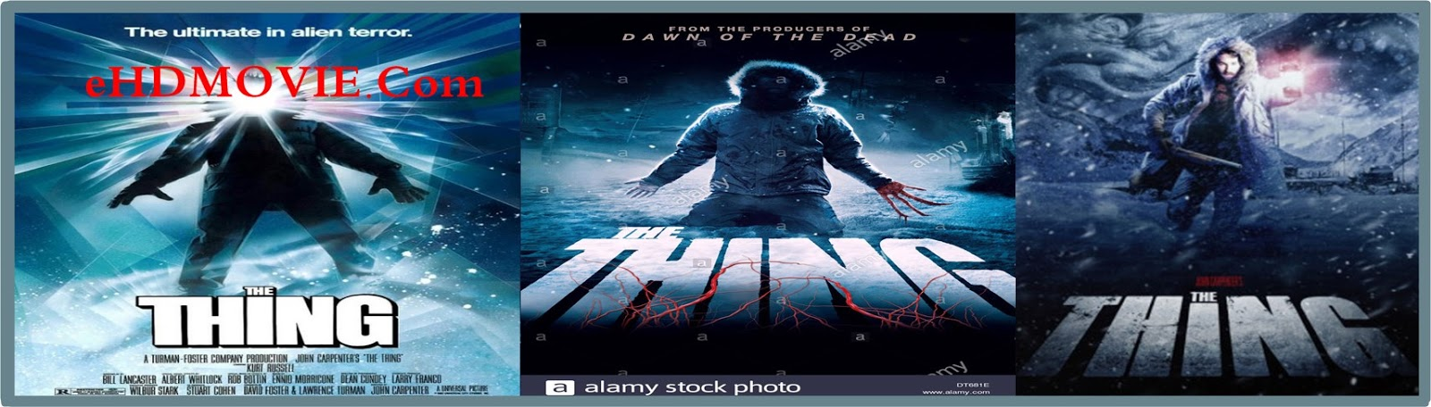 The Thing 1982 Full Movie English 720p - 480p ORG BRRip 400MB - 900MB ESubs Free Download