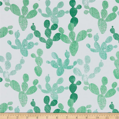 refabulous fabric fast, no buying fabric in 2018, cactus fabric wish list