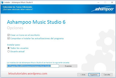 Ashampoo Music Studio v6.0.2.27 + Crack [Full] [MEGA] [UL]