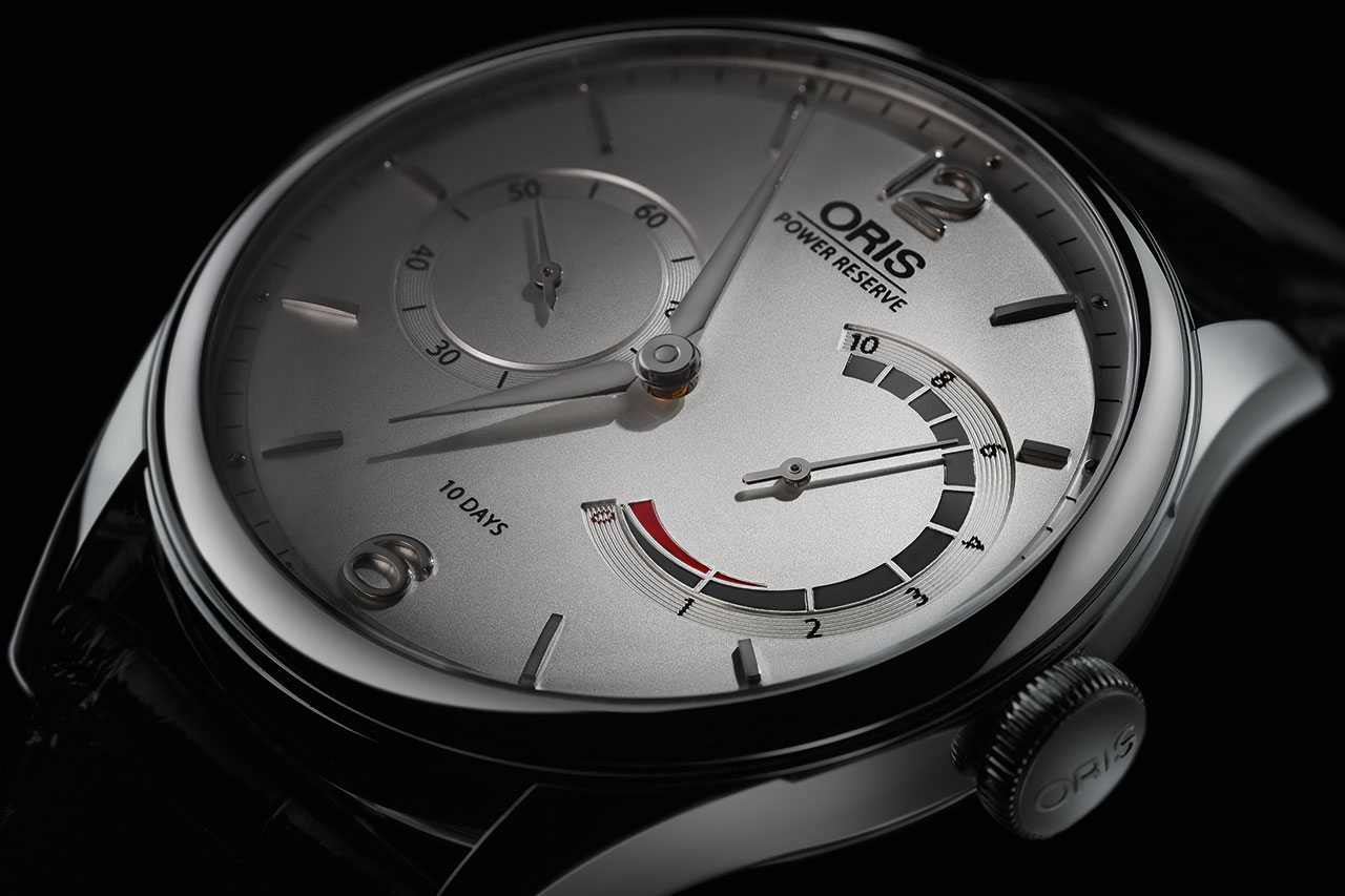 Oris 110 Years Limited Edition Mechanical Watch