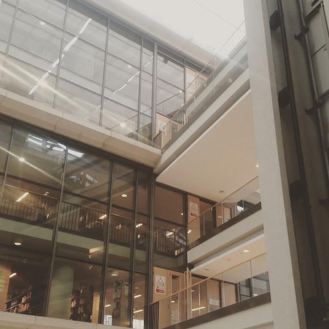 Könyvtári kalandozások - Az én könyvtáram