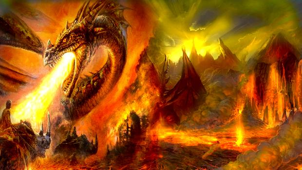 Troll Dens Fire Of Wrath