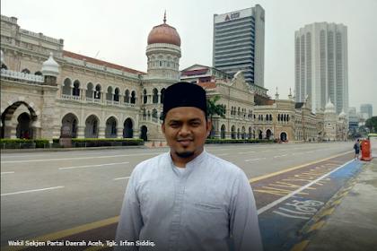 Bhaih Dana Hibah, PDA: Bek Sampe Jipeulangue Teungku Dayah Lam Kepentingan Peulitek Gob
