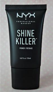 Review NYX Shine Killer Primer