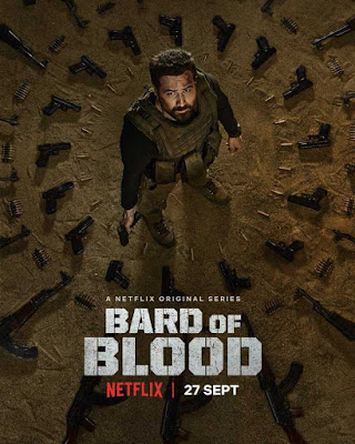 Poster Bard of Blood 2019 Dual Audio Hindi Seasons 1 Full Episodes 720p