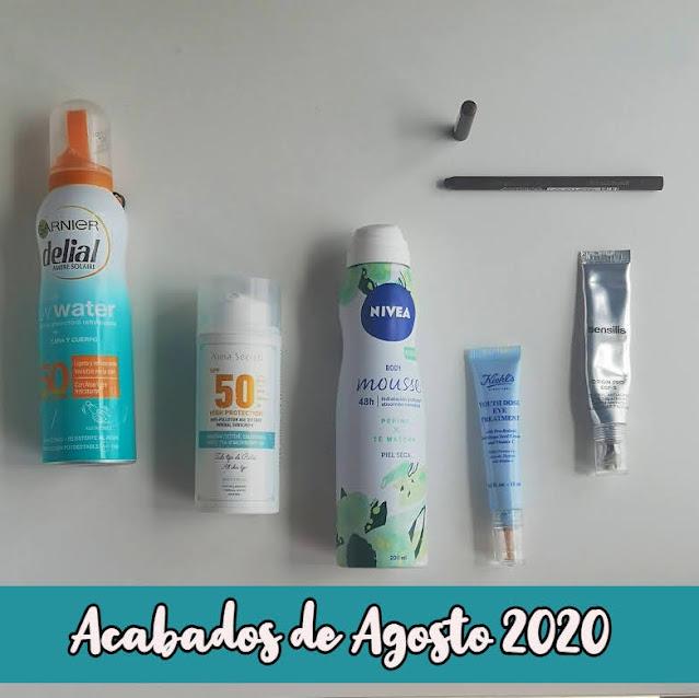 Acabados Agosto 2020