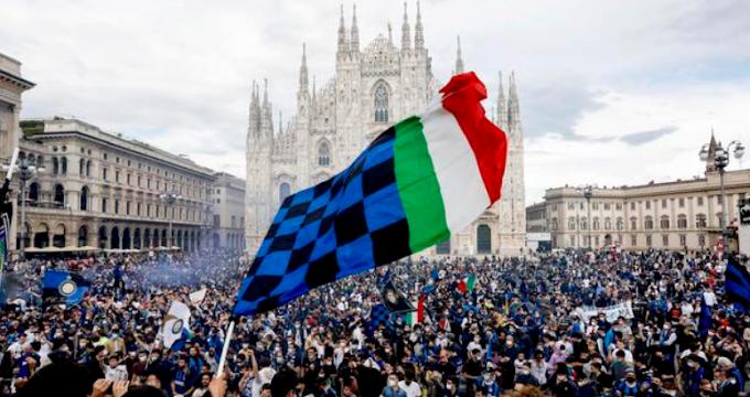 L'Inter è campione d'Italia, è il 19mo titolo