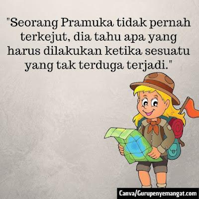 Gambar Ucapan Selamat Hari Pramuka Indonesia (3)