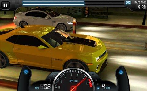 Tampilan Game CSR Racing 2