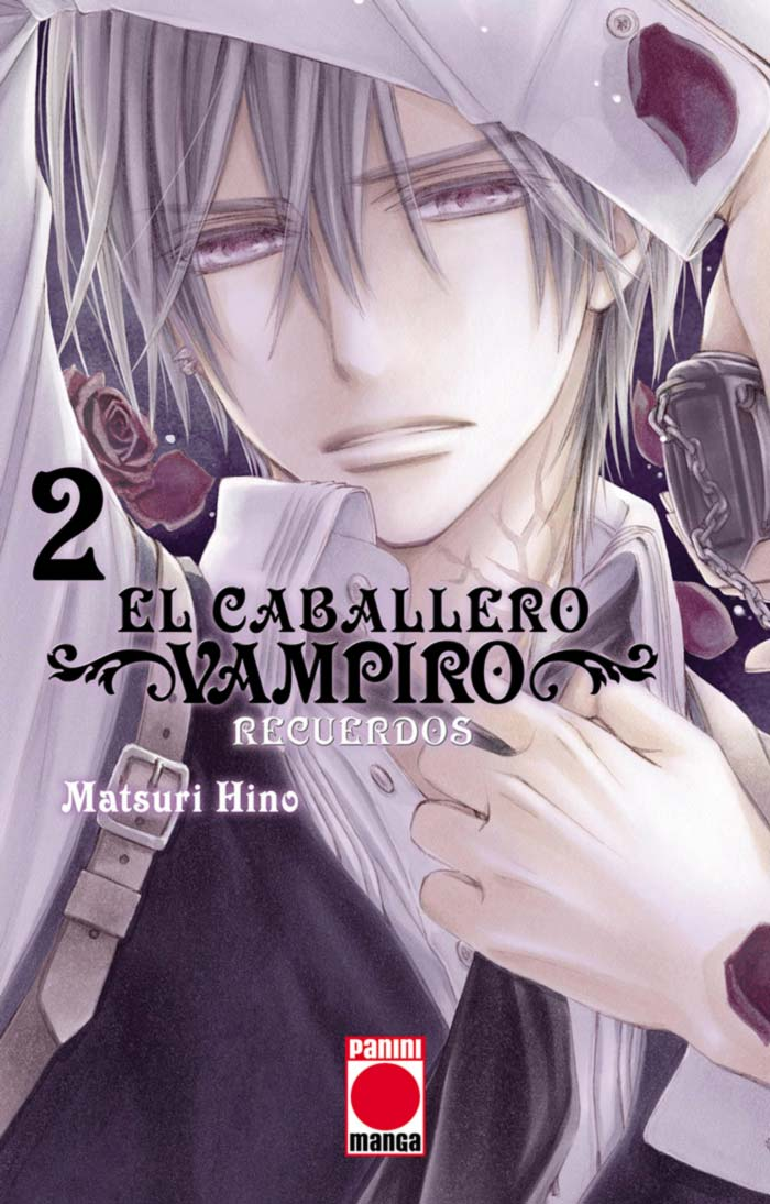 Novedades Panini Comics septiembre 2019 - manga shojo - El caballero vampiro: Recuerdos #2