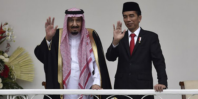 Dekat Dengan Raja Salman, Disayangkan Jika Presiden Jokowi Tidak Perjuangkan Kuota Haji