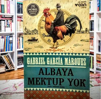 Albaya Mektup Yok Gabriel Garcia Marquez