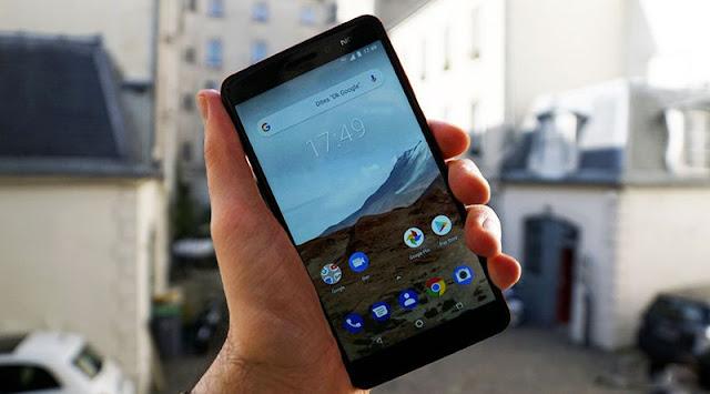 Nokia 6 (2018) Test