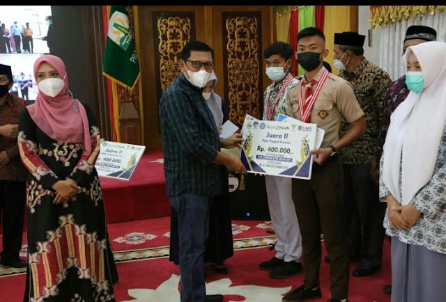 Try Out Online Akbar SMA/SMK sebanyak 1.500 Peserta Penuhi Passing Grade, SMAN 2 Banda Aceh Juara l