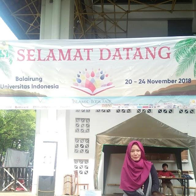 Islamic Book Fair Universitas Indonesia