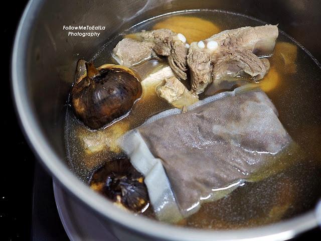 DING FENG XIANG Bakuteh Offer Ready-To-Cook Bak Kut Teh Herbal Pack