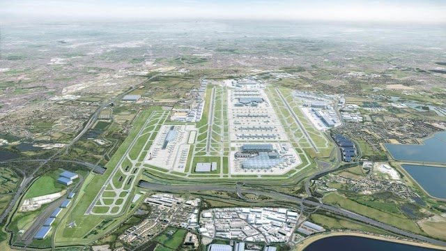 British court rejects British government's Heathrow Airport expansion plan