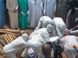 Abba kyari burial in abuja
