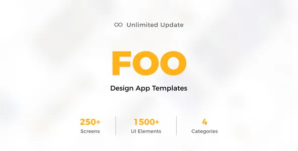 Best F&B Mobile App UI Kit