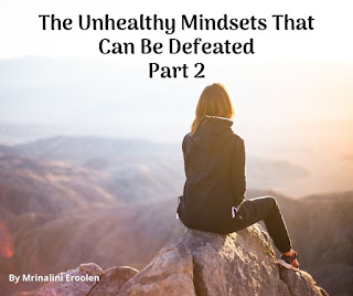 Unhealthy Mindsets That Can Be Defeated
