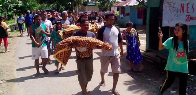 7 Mayat Jadi Korban Keganasan Politik, Makam Dibongkar