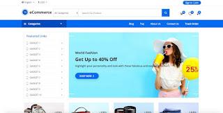 PHP  An E-Commerce Portal
