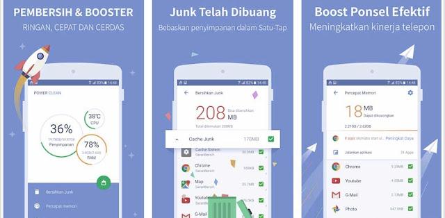aplikasi pembersih ram iphone