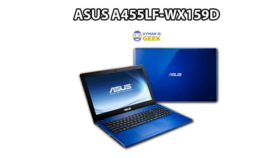 ASUS A455LF-WX159D