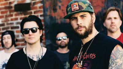 Chord Avenged Sevenfold-Buried alive Lyrics song