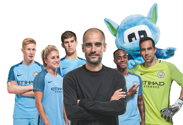 Manchester City Tim Paling Bernilai Tinggi di Dunia