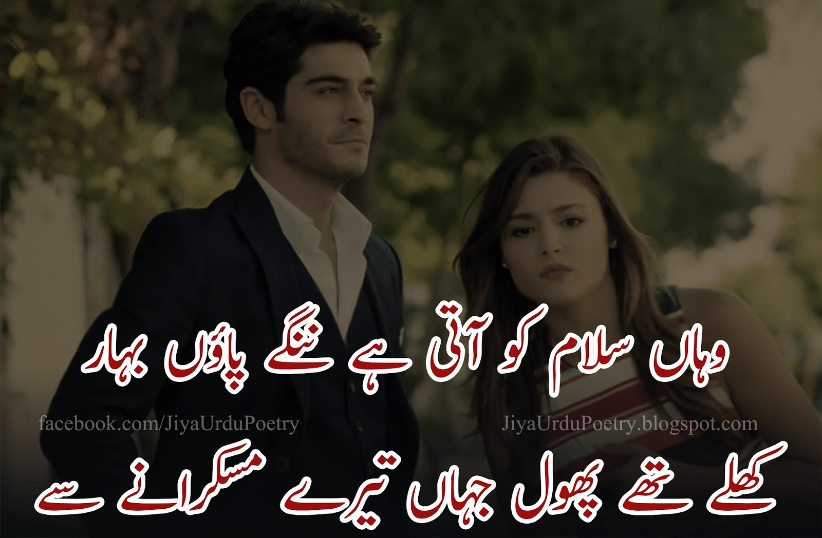 Shayari Poetry Picture
