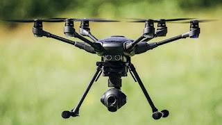 पठानकोट में देखा गया पाकिस्तानी ड्रोन, BFS की फायरिंग के बाद वापस लौटा